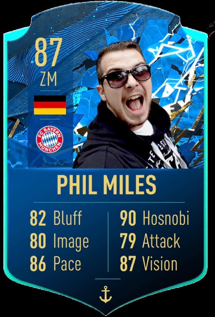 Phil Miles: Team of the Season Nominee: Phil Miles spielte eine hervorragende Saison und gewann einige Turniere. Am Ende landete er auf dem dritten Rang aufgrund seiner fehlenden Konstanz.