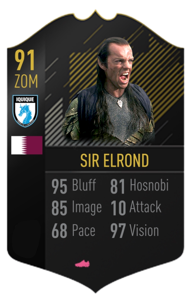 Potentieller Newcomer 2020/21: Sir Elrond